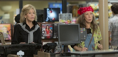 Revue de presse : Grace and Frankie